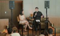 Teresita Fernández in conversation with Matthew Israel