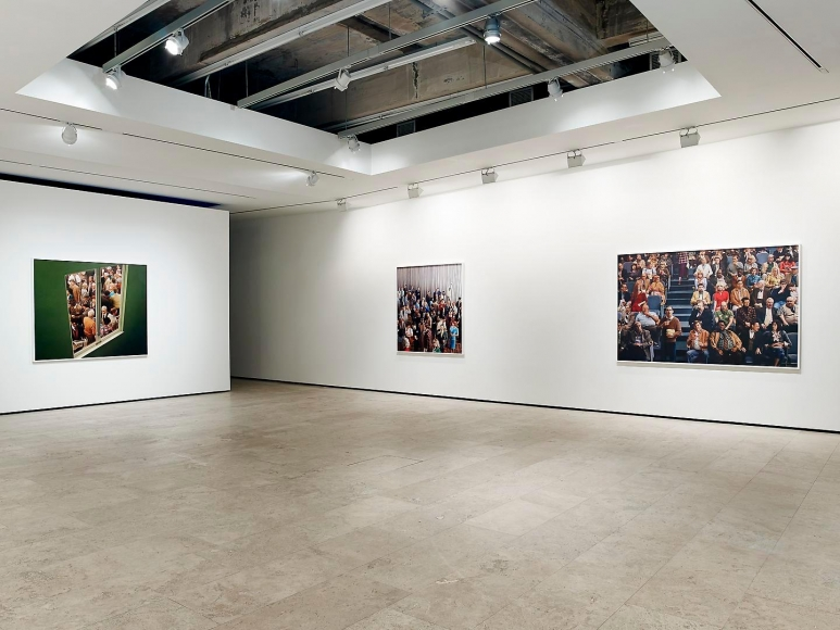 Alex Prager: Face in the Crowd installation view 5