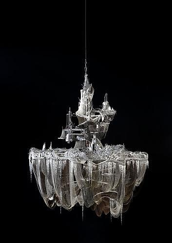 LEE BUL Untitled (After Bruno Taut), 2010