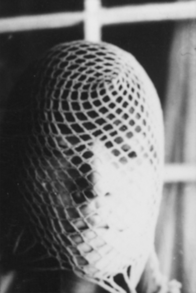 塞西莉亞·ç¶ç´ Tied Face (Life and Death), 1970