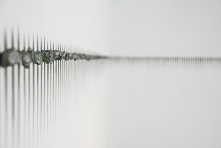 Teresita Fernández Horizon (Halo), 2011