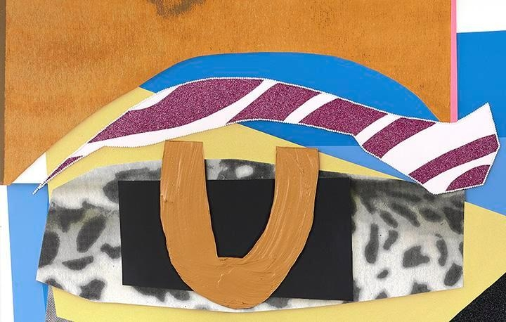 MICKALENE THOMAS, 	Untitled #16 (detail), 2016