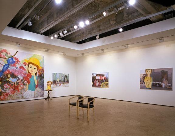 Rei Sato, Summer 2008 installation view 6