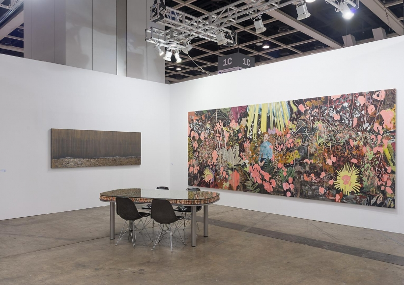 Art Basel Hong Kong 2014