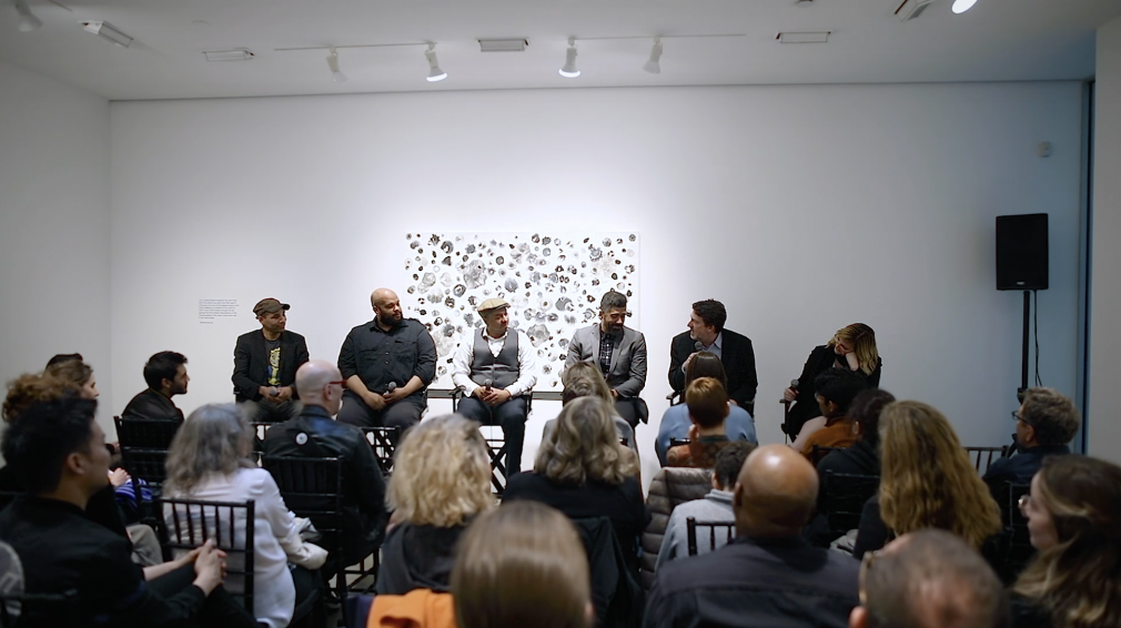 Past, Present, and Future of Tim Rollins and Studio K.O.S., Panel Discussion