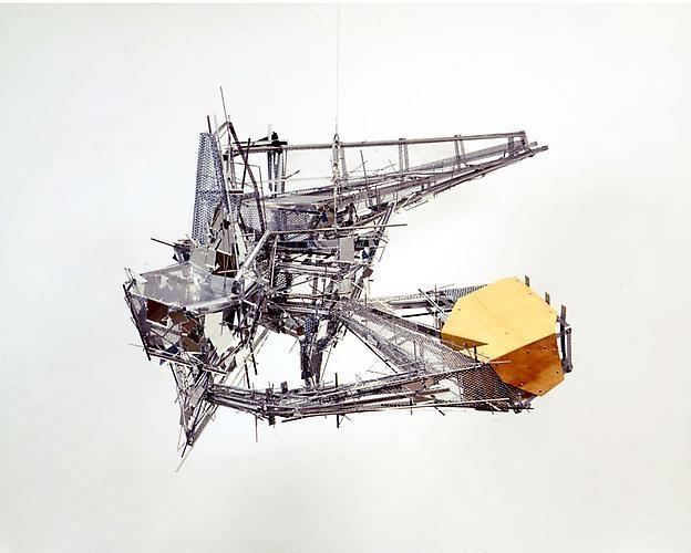 LEE BUL Untitled sculpture W2-2, 2010