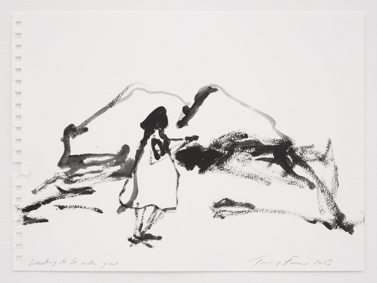​TRACEY EMIN Wanting to be with you, 2015