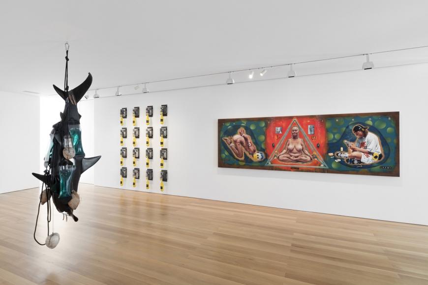 ASHLEY BICKERTON, The FLAG Art Foundation, New York, NY