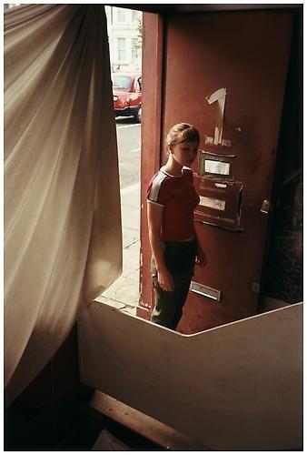 JUERGEN TELLER Christie Foley, 20th October 1998