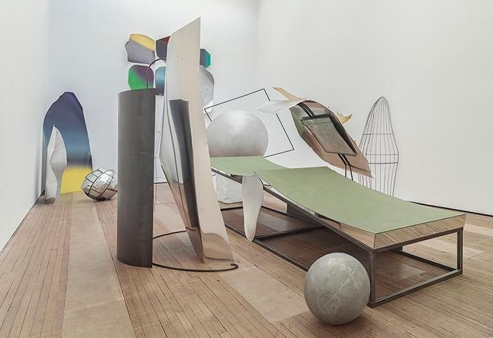 LIU WEI Installation view 6