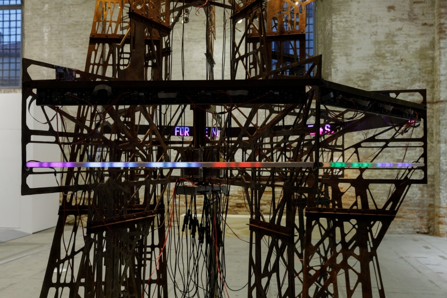 LEE BUL, Aubade V 50%, 2019
