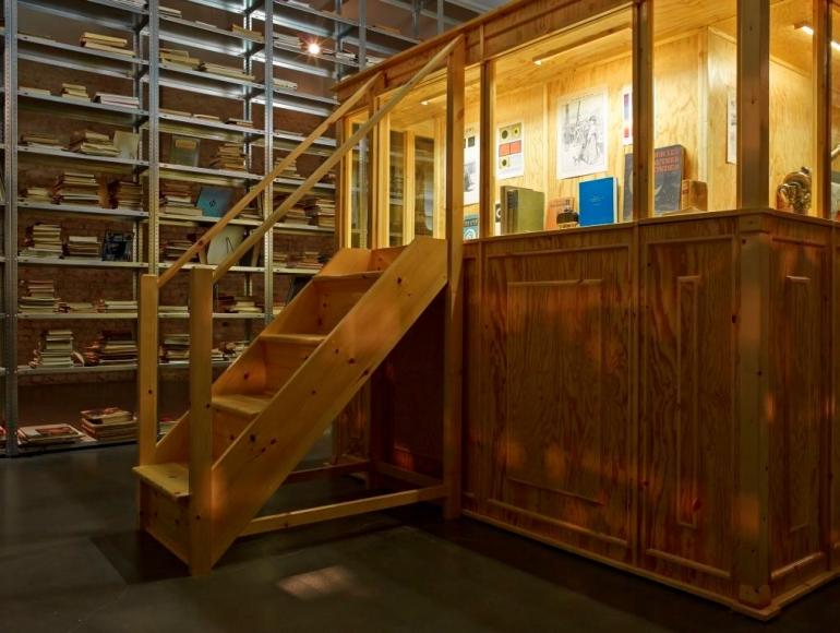 Kader Attia:Continuum of Repair : The Light of Jacob's Ladder