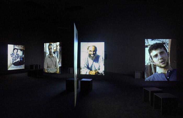Twelve, 2003 Installation at Tate Britain, Turner Prize Exhibition