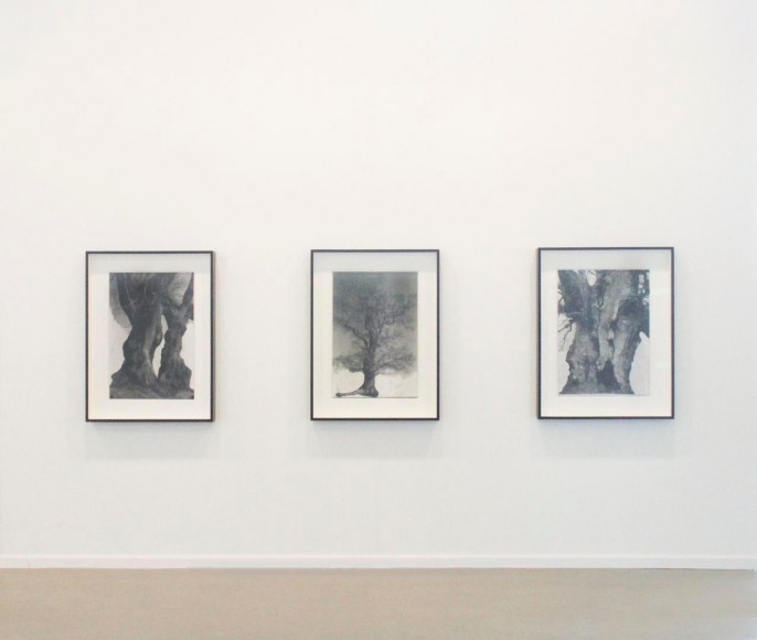 Independent Installation view, Spring Studios, New York