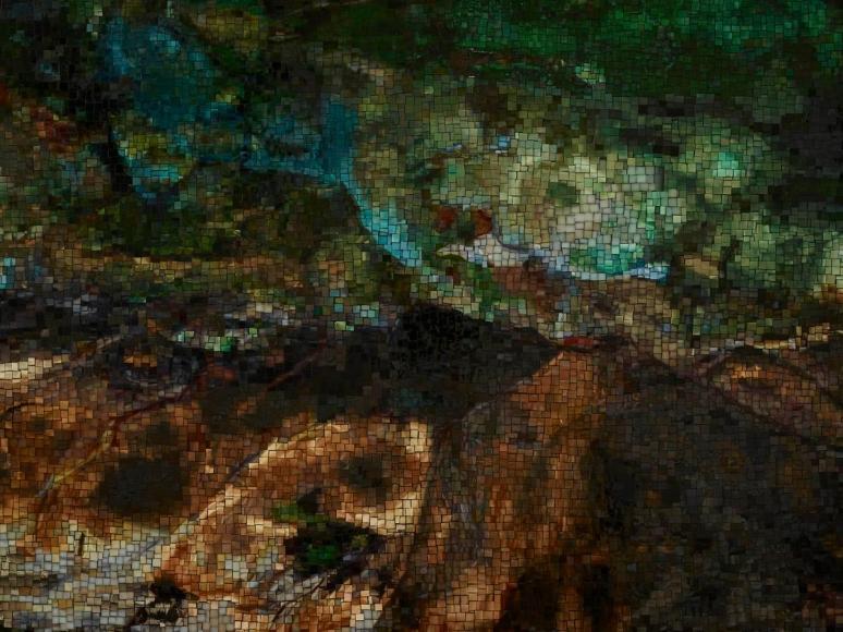 特雷西塔·è²»çˆ¾å—å¾·æ–¯ Viñales (Precipice)(detail), 2015