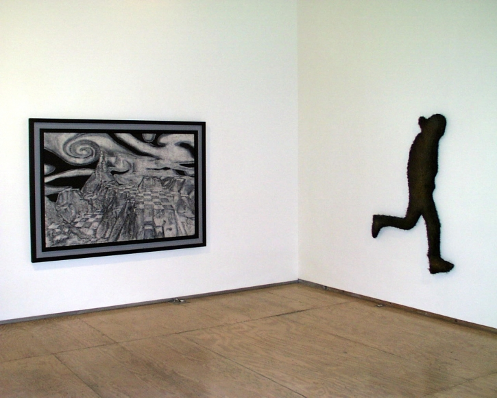 RICHARD ARSCHWAGER New Paintings