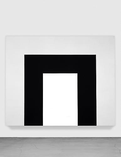 瑪麗·ç§'西 Untitled (White Double Arch), 1999