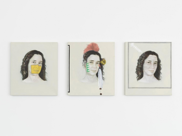 ADRIANA VAREJÃO Kindred Spirits, 2015
