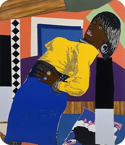 MICKALENE THOMAS Keri on, 2009