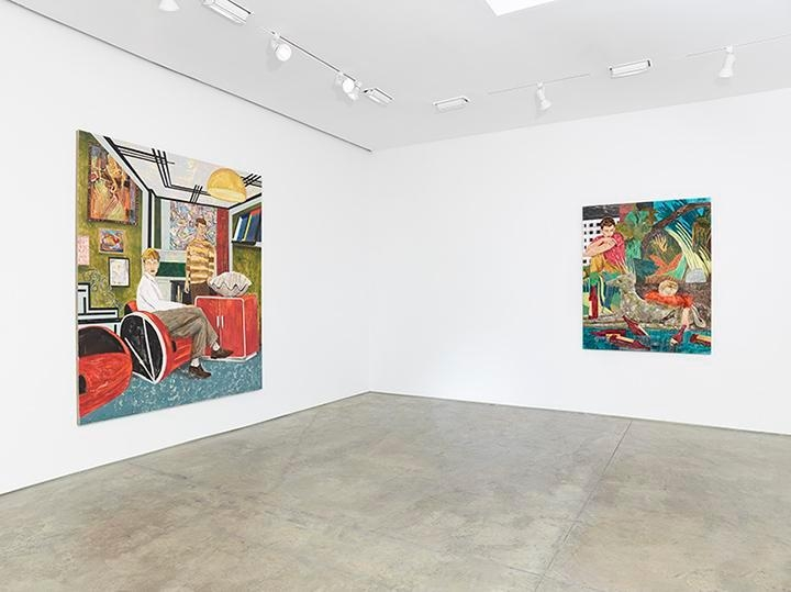 Hernan Bas, Bright Young Things Installation view 7