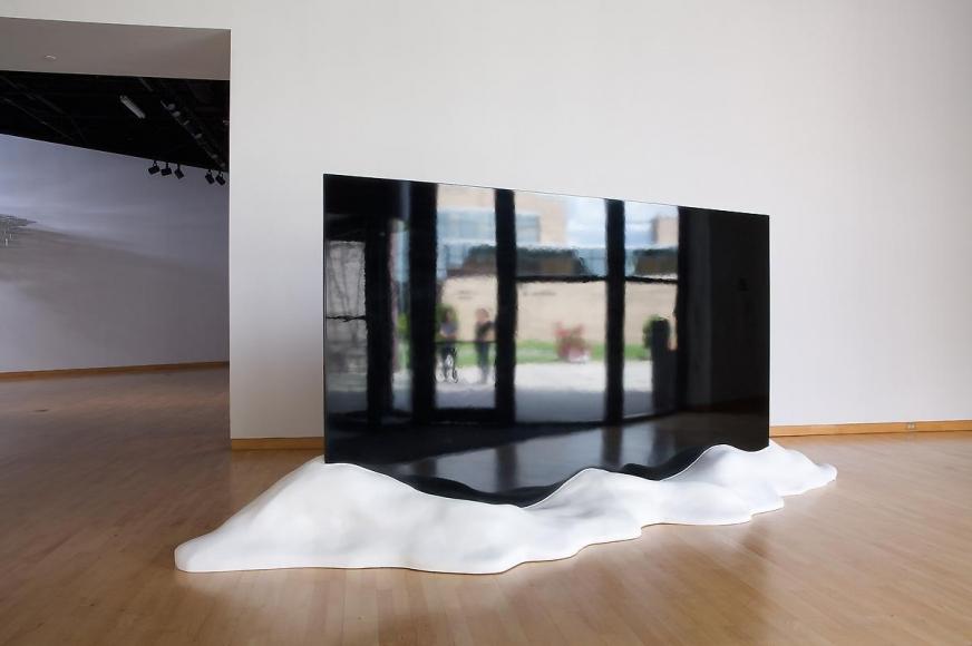 特雷西塔·è²»çˆ¾å—å¾·æ–¯ Ink Mirror (Landscape), 2007