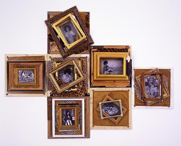 MICKALENE THOMAS Photomontage 6, 2008