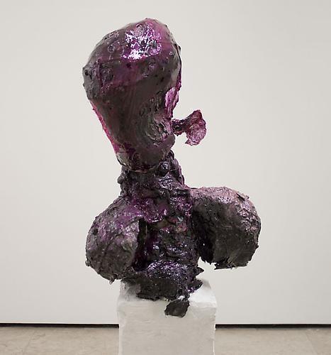 BRETT LUND Rank Stranger (In the Shit) (detail), 2010