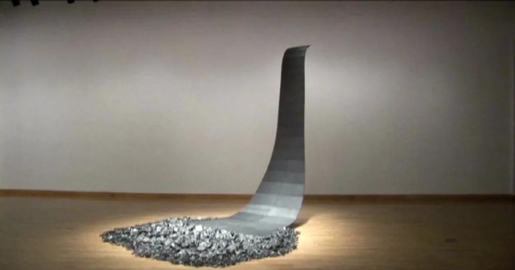 TERESITA FERNÁNDEZ:USF Contemporary Art Museum, Installation Walkthrough, 2009