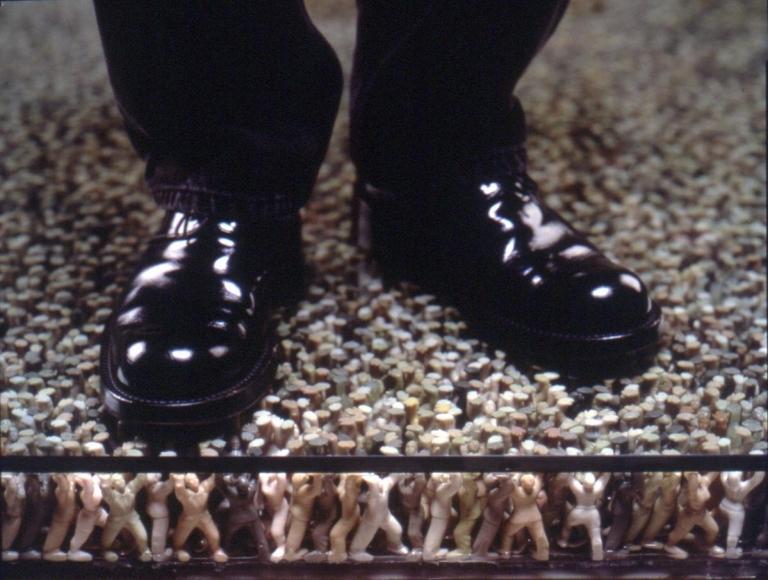 許道獲 Floor, 1997-2000