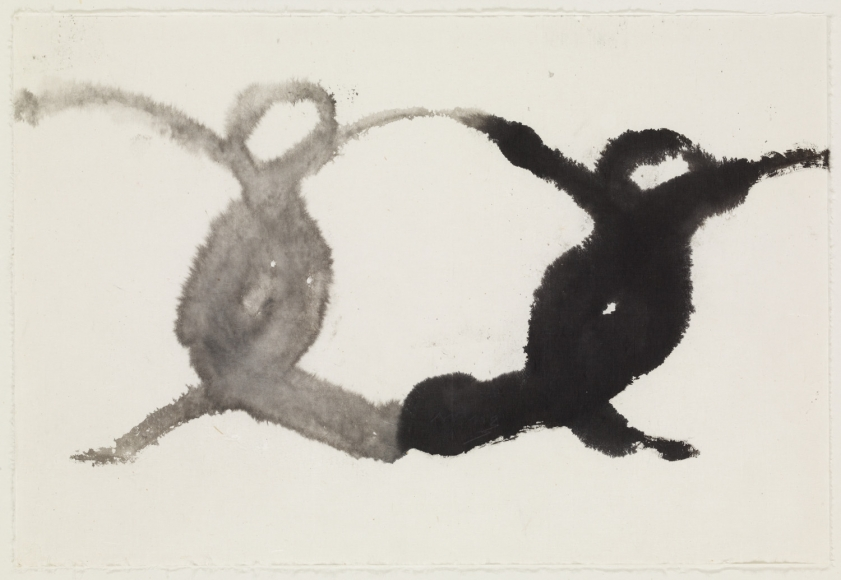 SUH SE OK, Two People, 1995