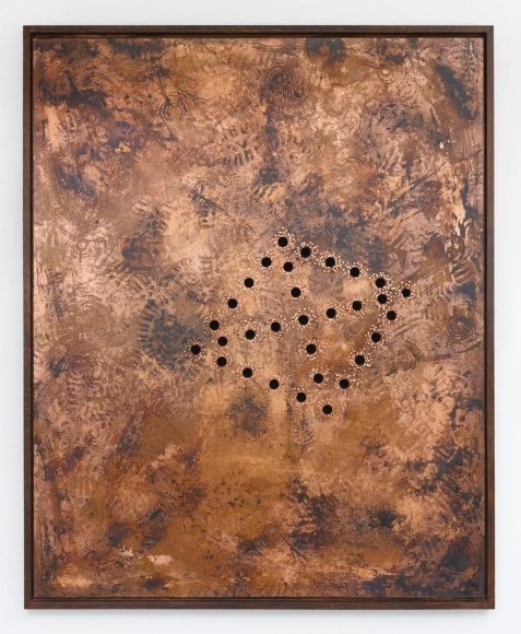 NARI WARD, Breathing Panel #4, 2015