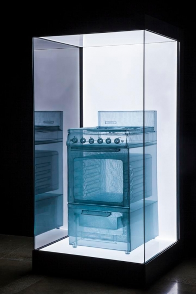 Specimen Series: Specimen Series: Stove, Apartment A, 348 West 22nd Street, New York, NY 10011, USA, 2013