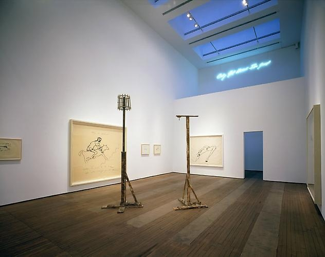 TRACEY EMIN: ONLY GOD KNOWS I'M GOOD