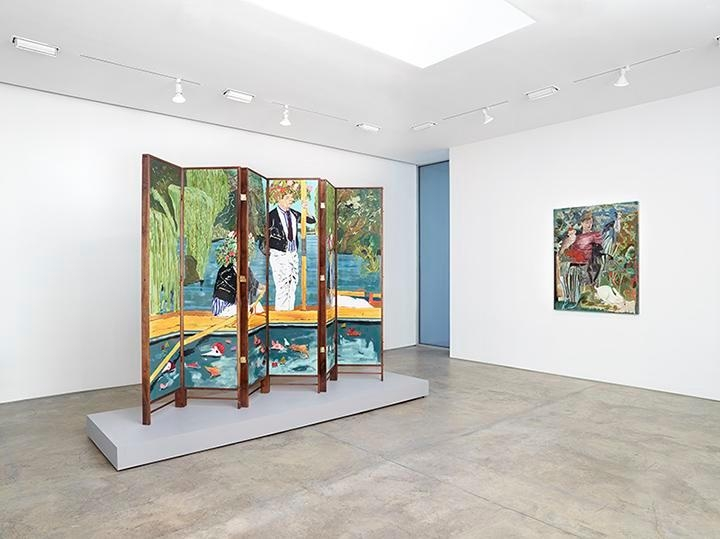 Hernan Bas, Bright Young Things Installation view 6
