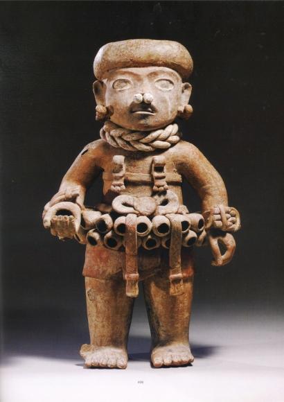 Pre-Columbian-Ceramic-Tlacotalpan