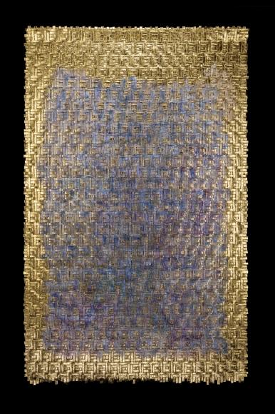 Olga-de-Amaral-Memento-azulado