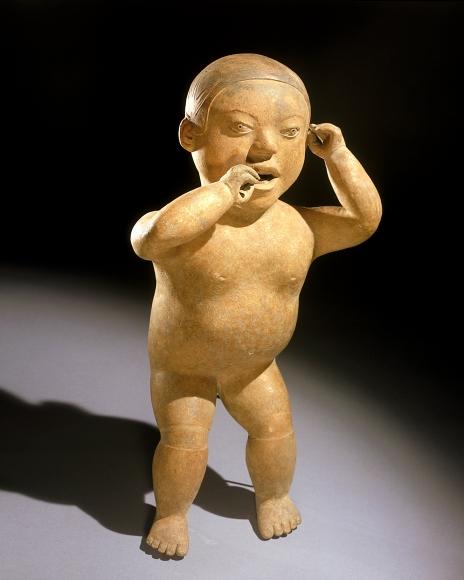 Pre-Columbian-Ceramic-Xochipala