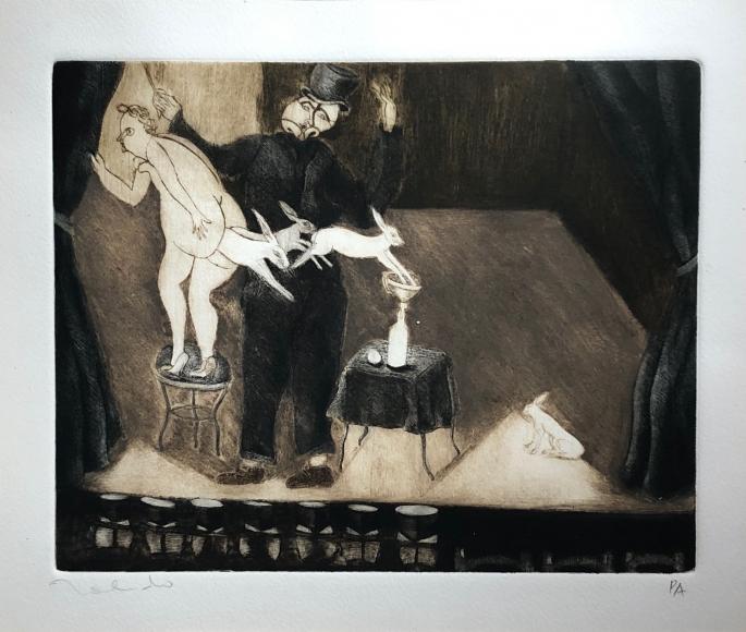 Francisco Toledo graphic