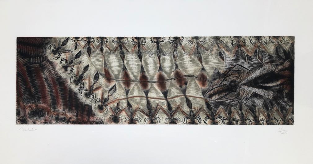 Francisco Toledo Insectos, 1999
