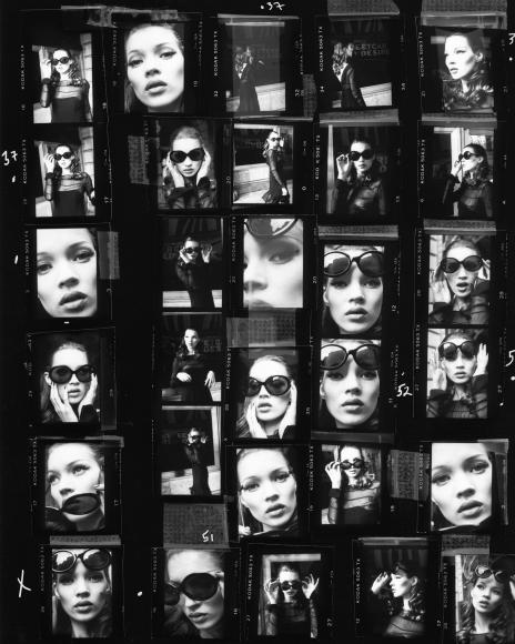 Stephanie Pfriender Stylander, Kate Moss, Desire, Harper's Bazaar Uomo, New York, 1992