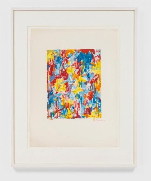 David Hockney - Artworks - Susan Sheehan Gallery