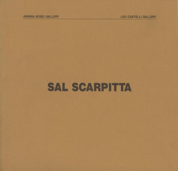 Image of Sal Scarpitta book