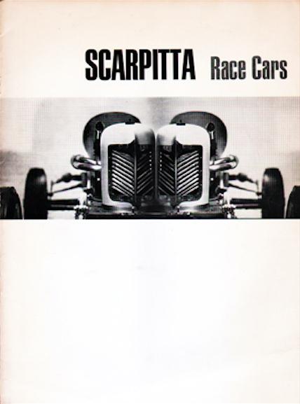 Scarpitta: Race Cars