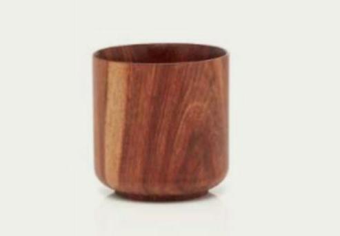 Central American Hardwood Tumbler