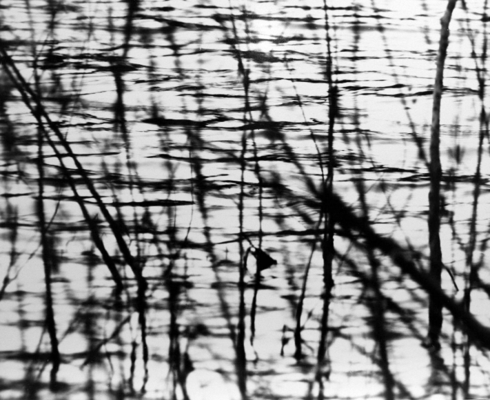 Larry Silver - Water #8a, 2004 Gelatin silver print, printed c. 2004 | Bruce Silverstein Gallery