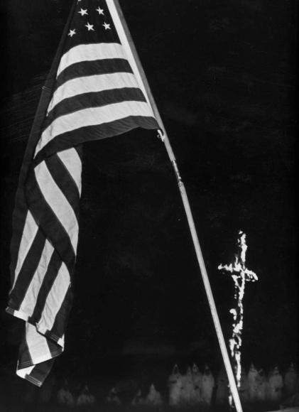W. Eugene Smith - Ku Klux Klan, 1951  | Bruce Silverstein Gallery