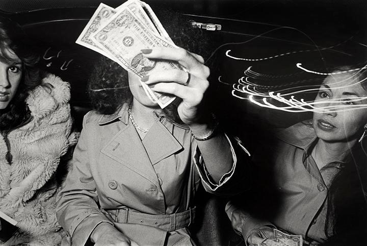 Ryan Weideman - Beauty Aloof, 1982 Gelatin silver print 16 x 20 in. (40.64 x 50.8 cm) ; Bruce Silverstein Gallery