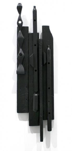 Louise Nevelson- Sky City, 1959  | Bruce Silverstein Gallery