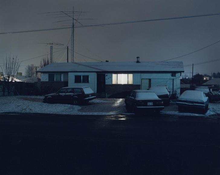 Todd Hido - #2871-a, 2001  | Bruce Silverstein Gallery
