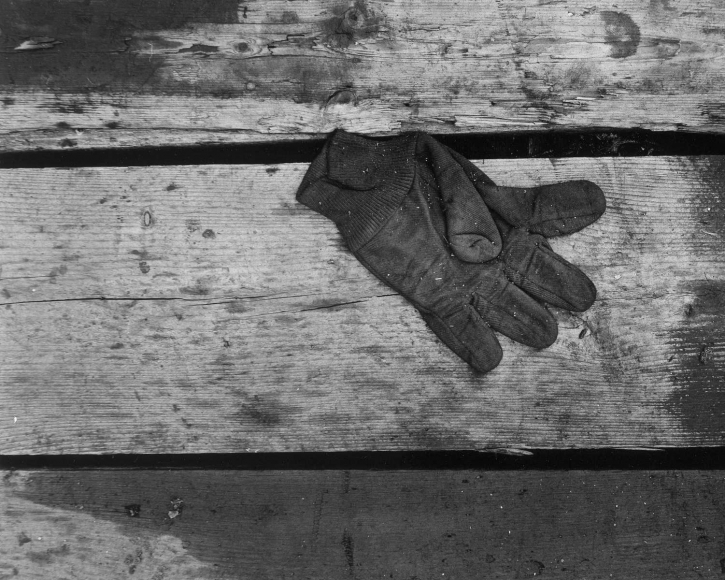 Aaron Siskind Gloucester, 1944 Gelatin silver print, printed c.1944 8 x 10 inches